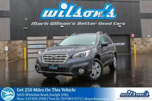 2015 Subaru Outback 2.5i AWD! REAR CAMERA! HEATED SEATS! TOUCH S