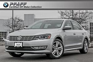 2015 Volkswagen Passat Highline 3.6 FSI 6sp DSG at w/ Tip 6cyl H