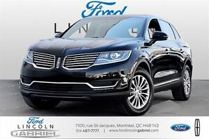 2016 Lincoln MKX Res- AWD location