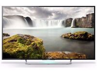 "SONY KDL42W705BBU 42"" SMART FULL HD FREEVIEW LED"