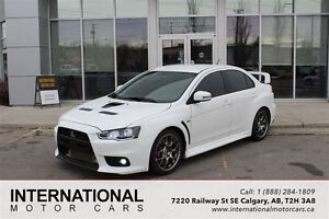 2015 Mitsubishi LANCER EVOLUTION EVO GSR! HIGHLY MODIFIED!!