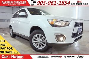 2015 Mitsubishi RVR SE| AWC| BLUETOOTH| HEATED SEATS & MORE|
