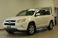 2012 Toyota RAV4 Limited GPS CUIR TOIT MAGS