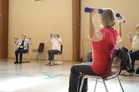Senior Group Fitness Instructor