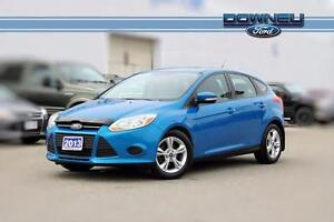 2013 Ford Focus SE Moonroof - Power equipment - A/C