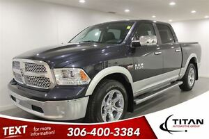 2014 Ram 1500 Laramie| Auto| Remote Start | Fully Loaded