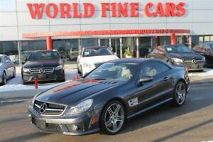 2009 Mercedes-Benz SL-Class SL63 AMG | Premium Package | Carbon