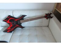 BC Rich Kerry King Special Warlock Edition Guitar