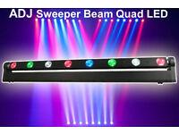 American DJ Sweeper Beam Quad LED (Pair)