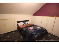 £500PCM, 1 LARGE FUNISHED EN SUITE DOUBLE BEDROOM TO RENT, AMAZING TRANSPORT LINKS, MANCHESTER