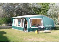 "Cabanon ""Espace"" 8 Berth Frame Tent"