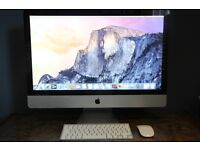 iMac 27 inch (late 2009), 3.06GHz core 2 duo, 8GB, 1TB immaculate condition