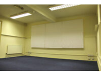 Affordable storage space available