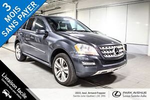 2011 Mercedes-Benz M-Class 350 BlueTEC ** Garantie disponible* P