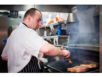 Now! Chefs all level needed - Great team! Great pay (£8.50onwards)! Great opportunity!