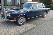 Rolls-Royce Silver Shadow Long Wheelbase LHD