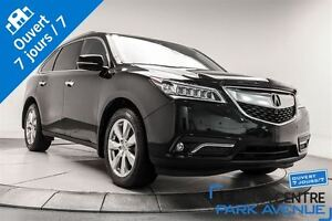 2016 Acura MDX Elite Package WOW