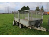 Trailer Ifor Williams Trailer LM106 3500kg