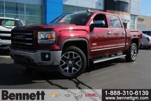 2015 GMC Sierra 1500 SLT - 5.3 V8, Heated Seats, Z71, Trailer Pa