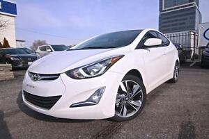 2016 Hyundai Elantra GLS, Backup Camera, Sunroof, Heated seats (