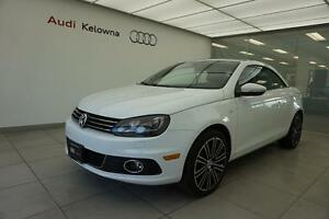 2015 Volkswagen Eos Wolfsburg Edition 2.0T 6sp DSG at w/ Tip