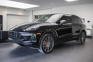 2015 Porsche Cayenne Turbo Premium Package