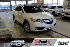 2013 Acura RDX Finance from 0.9% Extended Acura Warranty