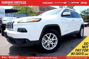 2015 Jeep Cherokee NORTH| 4X4| PWR TAILGATE| REAR CAM| NAV-READY