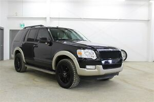 2010 Ford Explorer Eddie Bauer V8 - Accident Free, Remote Start