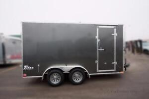 Stealth Mustang ET 7x16 Enclosed Trailer - 59486
