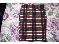 Ladies skirts 10/12 £3 Each