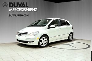 2008 Mercedes-Benz B-Class Turbo / SIEGES CHAUFFANTS+TOIT PANO