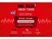 Looking for a qualified, experienced, native English Teacher?