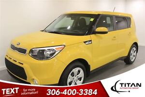 2016 Kia Soul Auto|Heated Mirrors|Yellow|Low Kms