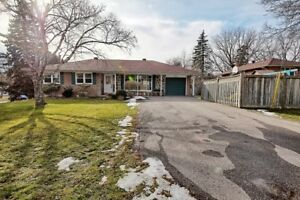Markham house for sale detached bungalow