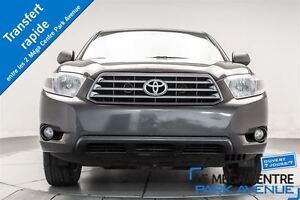 2010 Toyota Highlander SE * PROMO PNEUS D'HIVER * A/C, CAMÉRA DE