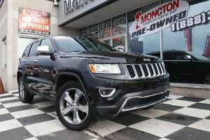2016 Jeep Grand Cherokee Limited | Heated seats | Back-up camera