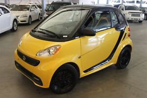 2013 smart fortwo PASSION 2D Coupe CITY FLAME EDITION CUIR, NAVI