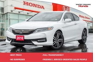 2016 Honda Accord Touring | Manual