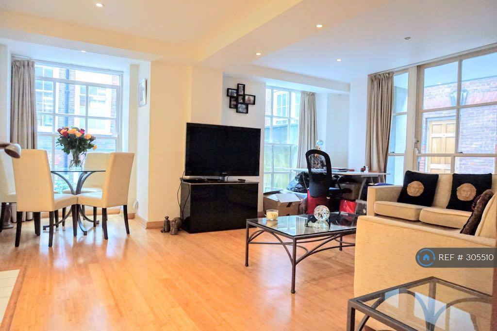 1 bedroom flat in Westminster, London , SW1H