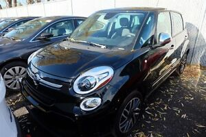 2015 Fiat 500L Lounge, TOIT PANO, NAV, MAGS, CUIR