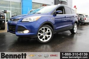 2013 Ford Escape Titanium-  Heated Seats, Navigation, Leather