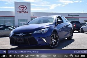 2015 Toyota Camry One owner XSE with brand new tires
