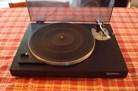 Table Tournante TELEFUNKEN Turntable S 200B - Beau project