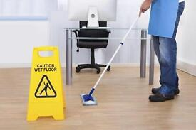 Office Cleaning Team Available - Self Employed - No Contract - Short Term/Long Term Cleaner