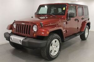 2009 Jeep Wrangler Auto| Red| Remote Start| PST Paid