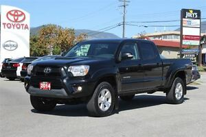 2014 Toyota Tacoma TRD SPORT 4.0L V6 4x4 Heated Leather/Navigati