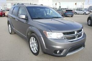 2013 Dodge Journey DVD player, Navigation, Seats 7 passengers!