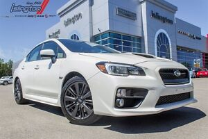 2015 Subaru WRX 1 OWNER / TRADE-IN / LOW KMS / RARE CAR
