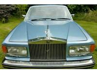 Rolls royce silver spirt full mot very low miles